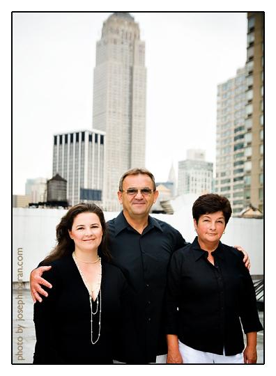 Manhattan family portrait photography