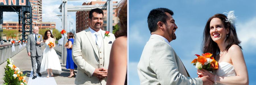 Gantry Park LIC wedding