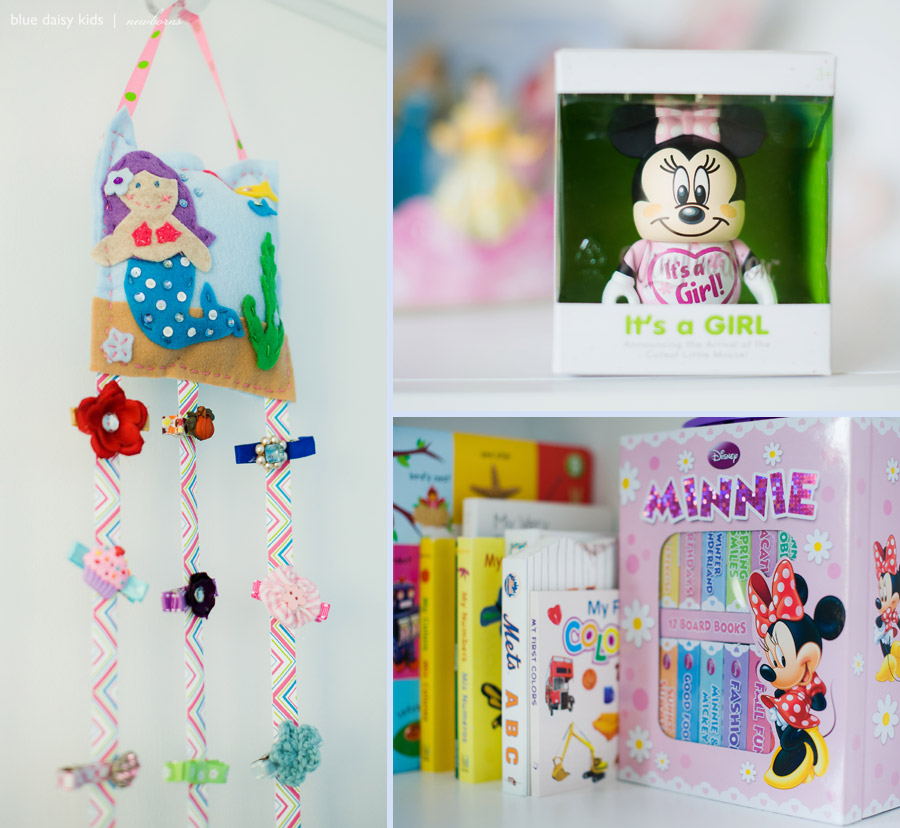 newborn baby girl books and toys