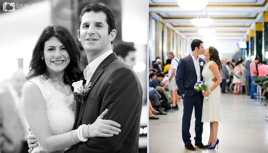 city hall wedding NYC