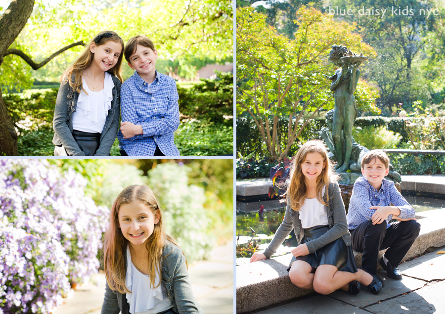Central Park kids portrait photographer