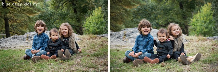 Central Park kids photographer
