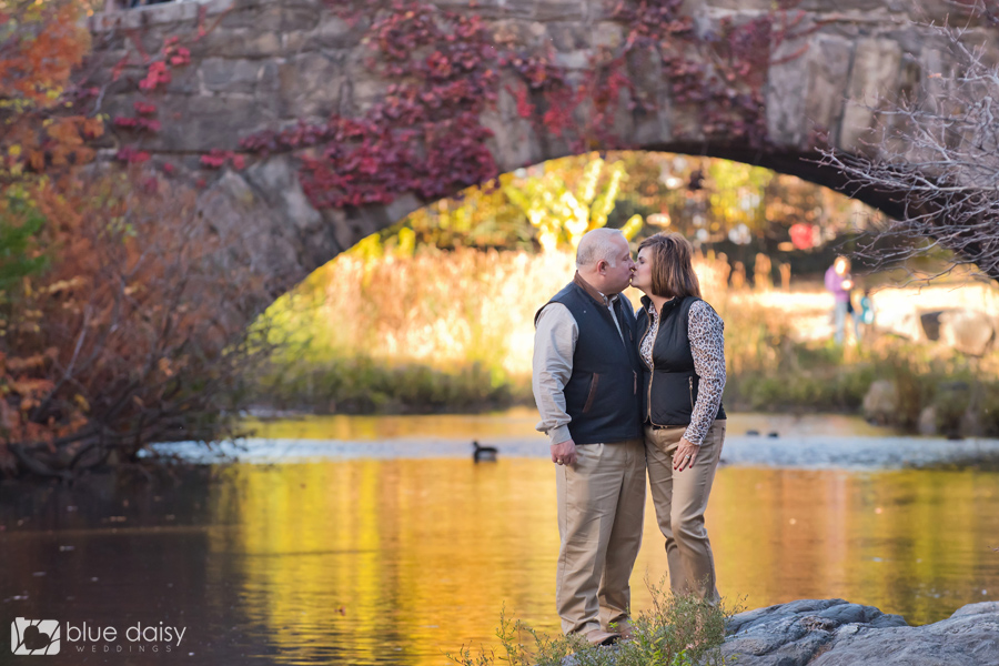 Gapstow bridge NYC portrait session